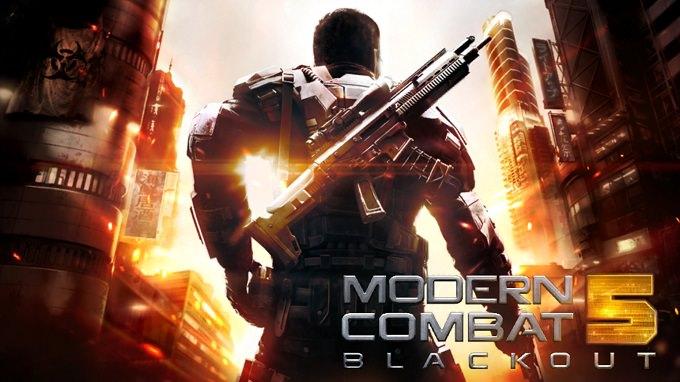 Începând de astăzi, Modern Combat 5 este gratuit în Play Store mc5 gratis gameloft featured