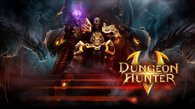 Gameloft a lansat astăzi Dungeon Hunter 5 rpg gameloft featured dh5