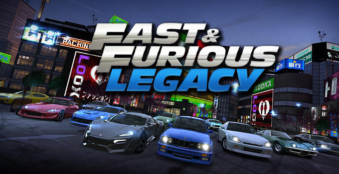 Fast & Furious: Legacy a demarat în Play Store game furious 7
