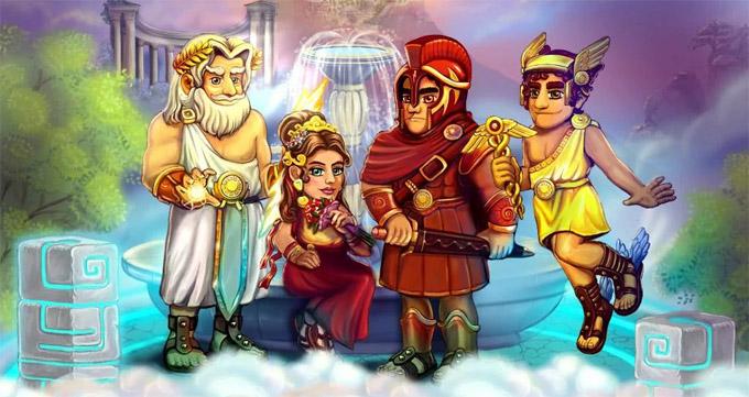 All My Gods - un city builder cu romani, zei și multe miracole citybuilding gods joc