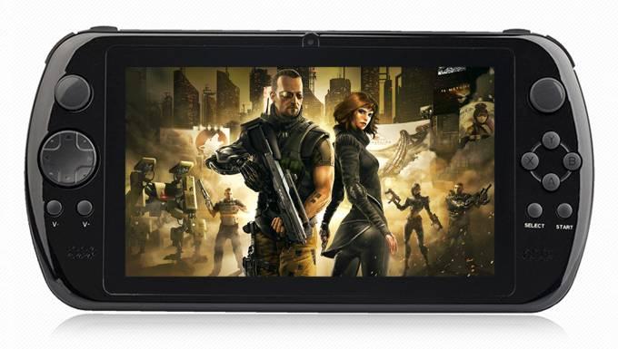 GPD Q9 - o tabletă ieftină de 7 inch, pentru gaming gpd gaming