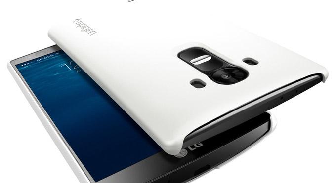 Design-ul lui LG G4 confirmat și de producătorul de huse Spigen spigen g4 lg