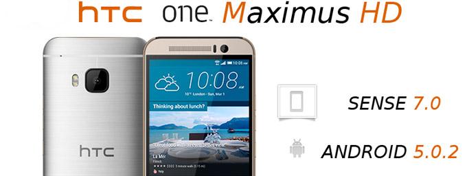[ROM] MaximusHD 1.0.0 pentru HTC One M9 maximus m9 root