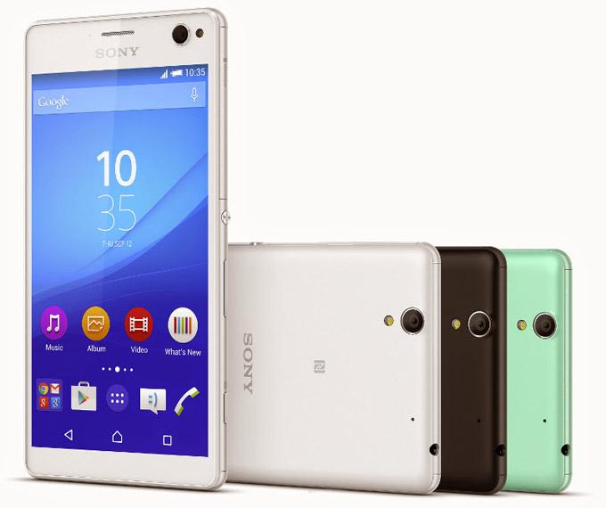 Xperia C4 - smartphone-ul selfie-focused de la Sony a fost anunțat astăzi selfie c4 xperia sony