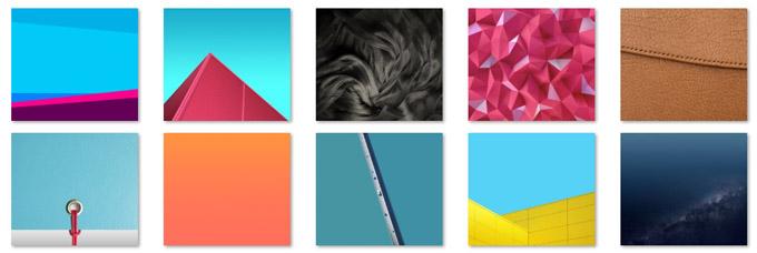 Wallpaper-urile oficiale ale lui LG G4 disponibile pentru download wallpaper lg g4