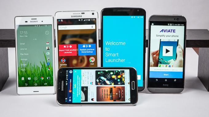 [Rezultatul sondajului de weekend] Ce launcher folosiți pe device-ul vostru? poll sondaj launcher