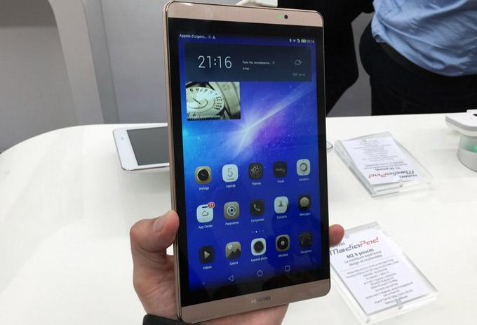 Huawei a lansat în acest weekend tableta flagship MediaPad M2 m2 mediapad huawei