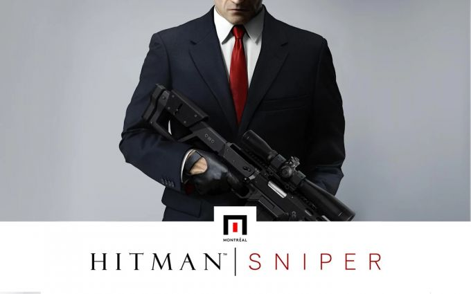 Hitman: Sniper poate fi descărcat gratuit din Play Store sniper hitman