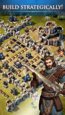 Siegefall - un nou joc de la Gameloft a ajuns în Play Store multiplayer gameloft