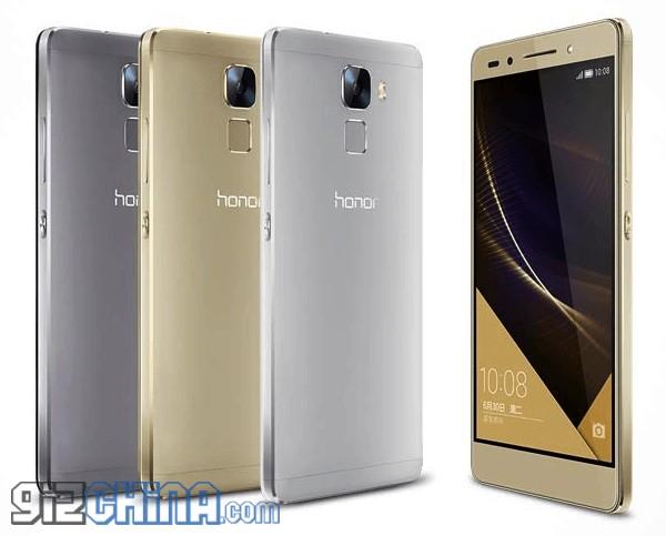 Huawei a anunțat oficial noul flagship Honor 7 flagship huawei