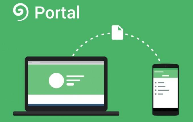 Pushbullet a lansat Portal - aplicația pentru transfer de fișiere PC - Android portal pushbullet