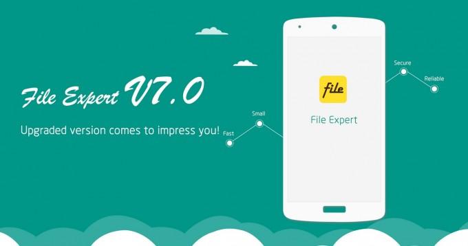 Managerul de fișiere File Expert a fost actualizat la versiunea 7.0 manager fisiere