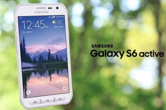 Samsung Galaxy S6 Active a fost anunțat oficial s6 samsung active