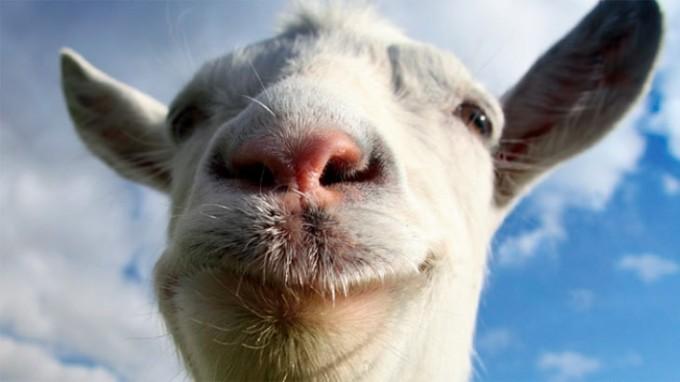 Jocul Goat Simulator este redus la 0.99$ goat simulator