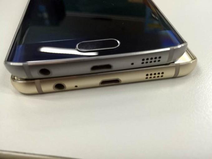 Samsung Galaxy S6 Edge Plus a mai apărut în câteva imagini edge samsung
