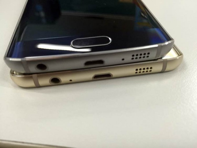 Samsung Galaxy S6 Edge Plus a mai apărut în câteva imagini samsung edge
