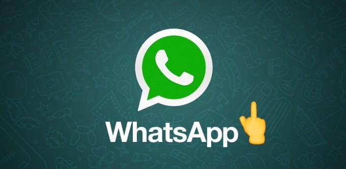 "WhatsApp aduce ""middle finger"" emoji în ultima versiune beta whatsapp beta"