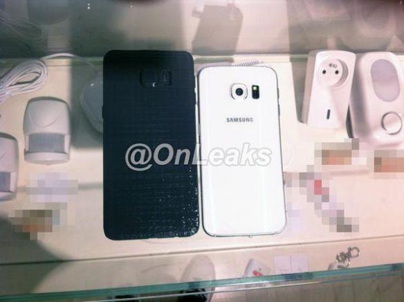 Samsung Galaxy S6 Edge Plus apare ca și machetă în câteva imagini zvon samsung