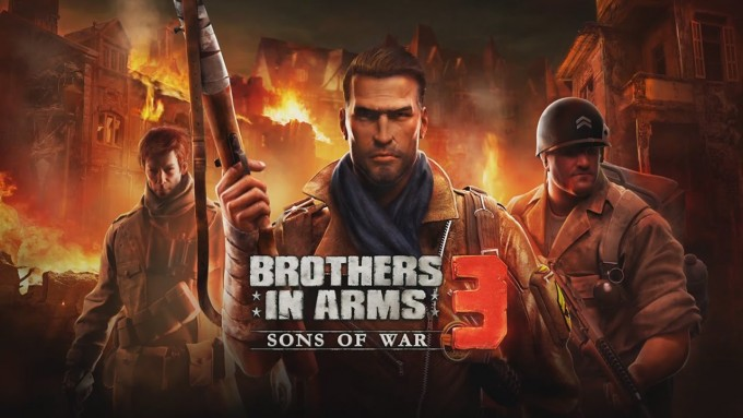 Jocul Brothers in Arms 3 oferă acum și multiplayer multiplayer gameloft