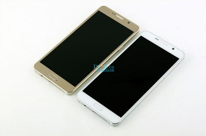 Samsung Galaxy Note 5 prezentat într-o nouă galerie extinsă unpaked samsung note