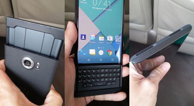 BlackBerry Venice cu Android și-a mai făcut apariția în câteva imagini blackcberry