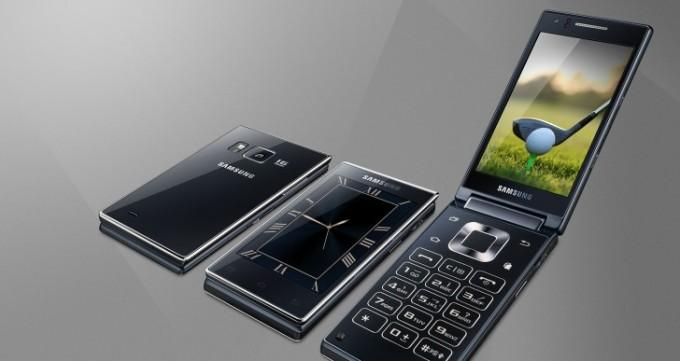 Samsung a anunțat oficial SM-G9198, primul smartphone cu clapetă al acestora flip samsung