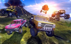 4x4 Jam HD - curse off-road, SUV-uri și mult praf curse off-road