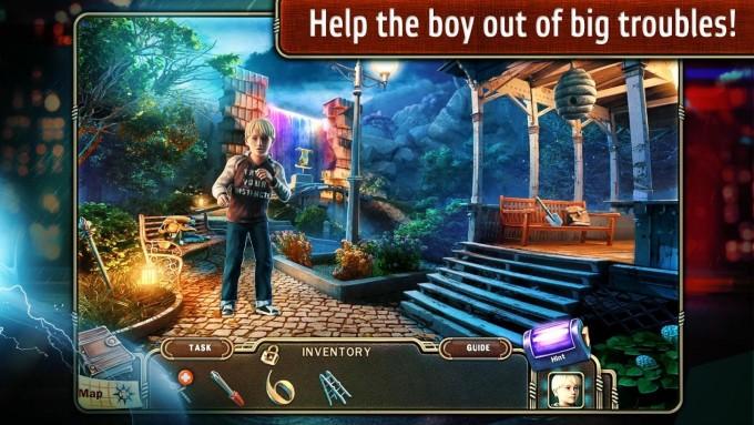 Paranormal Pursuit - aventură și puzzle într-un singur joc adventure puzzle