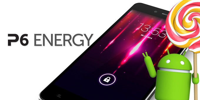 Allview P6 Energy a primit update-ul la Android 5.0 Lollipop lollipop allview