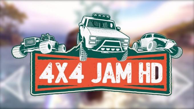 4x4 Jam HD - curse off-road, SUV-uri și mult praf off-road curse