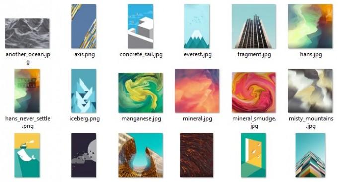 Wallpaper-urile oficiale ale lui OnePlus 2 sunt disponibile pentru download oneplus wallpaper