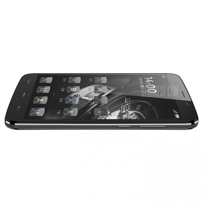 DOOGEE HOMTOM HT6 - phablet dual-sim cu ecran de 5.5 inch și baterie de 6250mAh la 125$ phablet gearbest dual sim