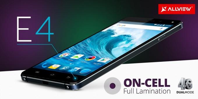 Allview a lansat două noi smartphone-uri din seria E seria e allview