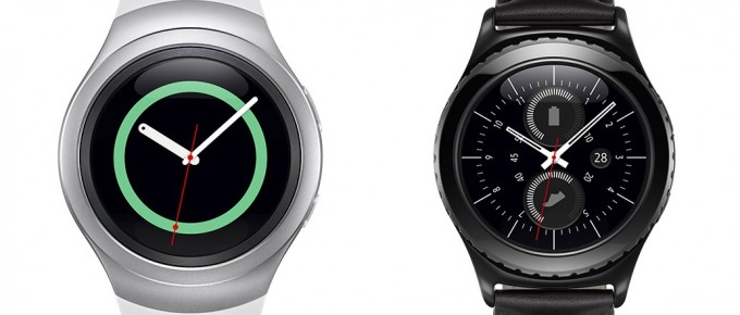 Samsung a anunțat oficial smartwatch-urile Gear S2 și Gear S2 Classic smartwatch samsung