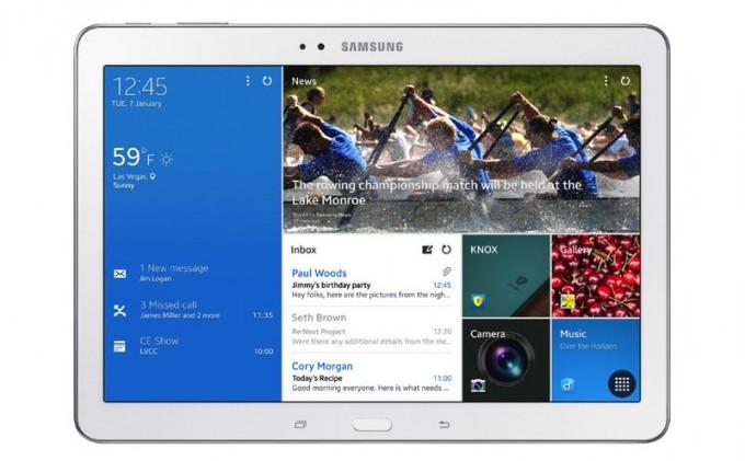 Samsung Galaxy Tab Pro 12.2 a primit Android 5.1.1 tab samsung