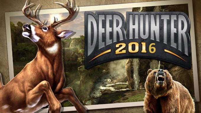 Deer Hunter 2016 - un nou capitol pentru fanii jocurilor de vânătoare vanatoare joc