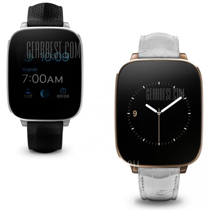 Zeblaze Crystal Smart Bluetooth - un smartwatch la doar 46 de dolari gearbest smartwatch