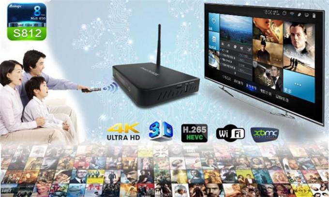 T9 TV Box vă transformă TV-ul într-un Smart ce rulează sistemul de operare Android tv gearbest box