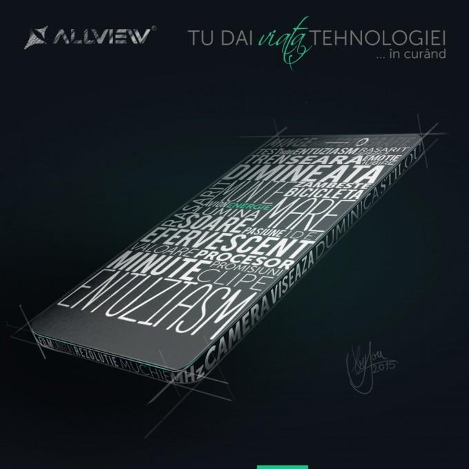 Allview - tu dai viață tehnologiei [teaser] teaser allview