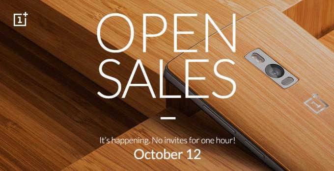 OnePlus 2 poate fi cumpărat fără invitație pe 12 octombrie, doar pentru o oră oneplus sales