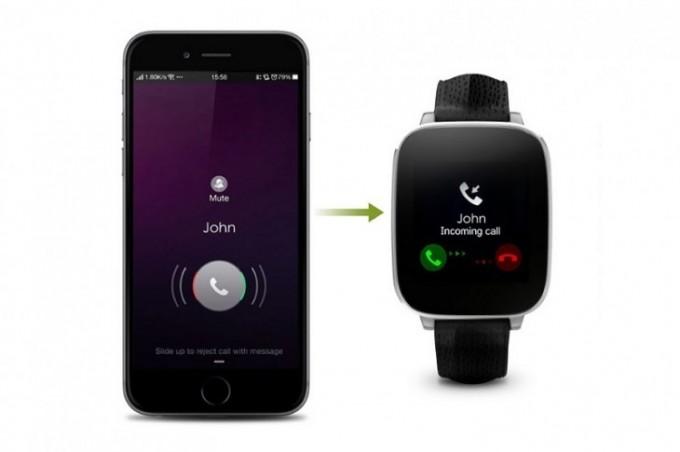 Zeblaze Crystal Smart Bluetooth - un smartwatch la doar 46 de dolari smartwatch gearbest