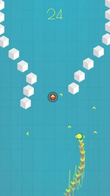 Skill Wave: Endless Fun - un endless runner pe verticală proaspăt publicat în Play Store runner endless
