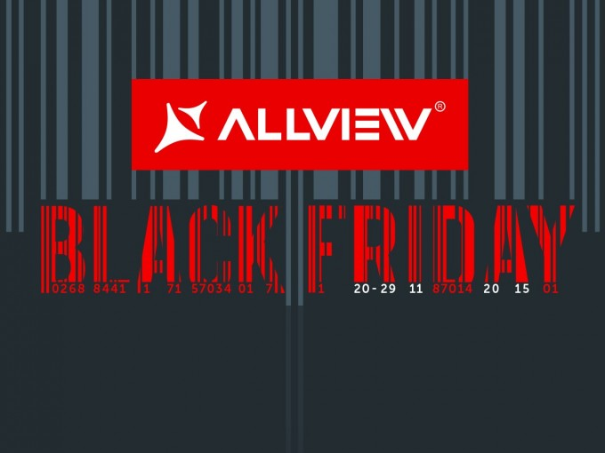 Allview intră în hora reducerilor de Black Friday începând de mâine black friday allview