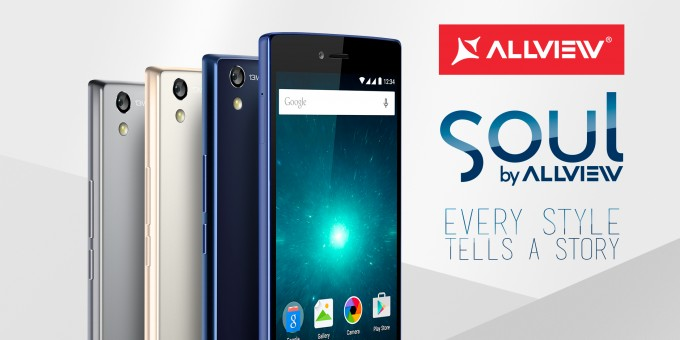 Allview a lansat X2 Soul Style, un nou smartphone dintr-o serie deja aglomerată x2 soul allview