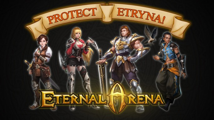 Eternal Arena - un nou titlu de tip RPG publicat în Play Store adventure rpg