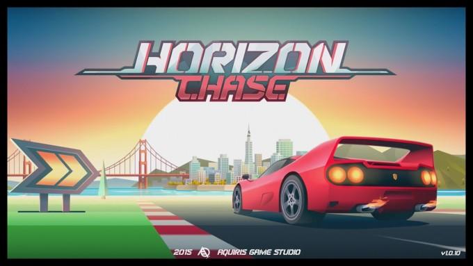 Horizon Chase: World Tour - curse în stilul SEGA pentru nostalgici pixel arcade