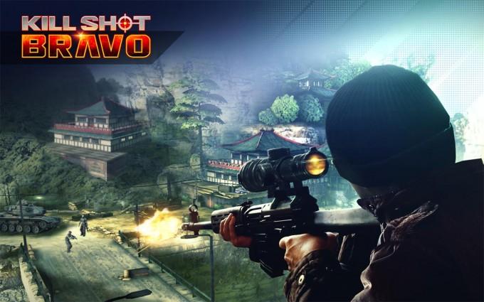 Kill Shot Bravo - un nou shooter în Play Store, cu suport PvP shooter pvp fps