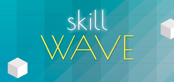 Skill Wave: Endless Fun - un endless runner pe verticală proaspăt publicat în Play Store endless runner