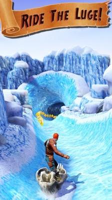 Temple Run 2 Frozen Shadows - același joc, dar pregătit pentru iarnă endless temple runner