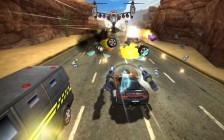 Rush N Krush - endless runner cu mașini endless runner arcade